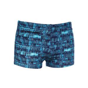 Bellonda Badepants blau gemustert große Größen