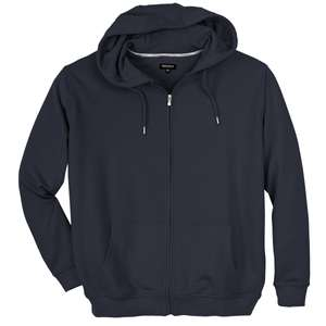 Sweatjacke dunkelblau Redfield