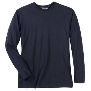 Basic Longsleeve XXL dunkelblau Ahorn Sportswear