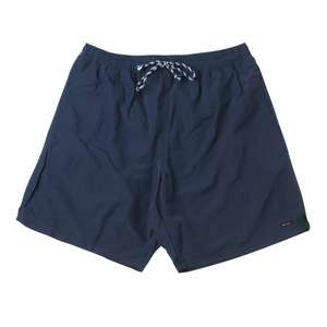 Dunkelblaue Badeshort North 56°4 by Allsize