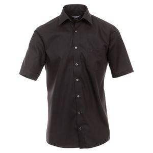 CasaModa 1/2 Arm Business-Hemd schwarz bügelfrei xxl