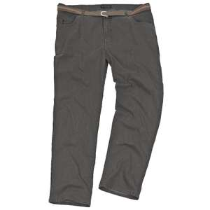 Pionier Stretch-Jeans 5 Pocket anthrazit Modell: Peter