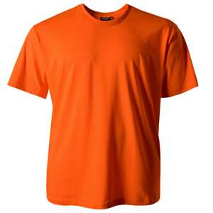 Redfield Basic T-Shirt dunkelorange Erwin