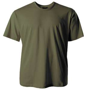 Basic T-Shirt khaki Redfield Tom
