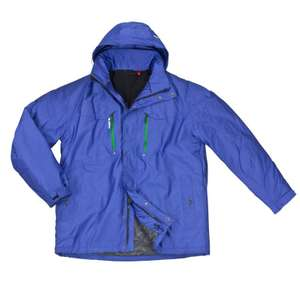 Royalblaue Funktionsjacke First B Lennard