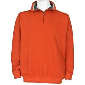 Ragman Troyer-Sweatshirt orange