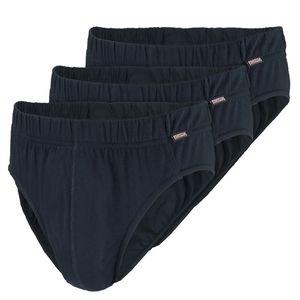 Slips Herren dunkelblau Übergröße Adamo Fashion