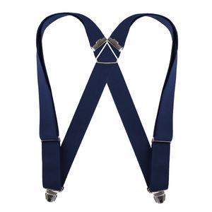Biclip Hosenträger blau