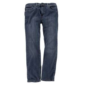XXL Pionier Stretchjeans Thomas denimblue dark used
