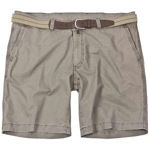 Pionier Stretch-Shorts sandfarben Übergröße Herren