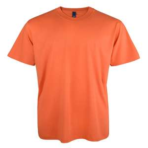 Dave`s Basic T-Shirt XXL orange