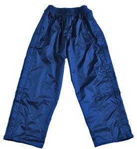 Regenhose blau Übergröße BMS