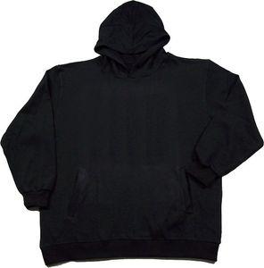 DAVE´S Kapuzen-Sweatshirt schwarz