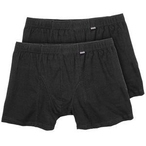 Doppelpack Maxipants schwarz Adamo große Größen