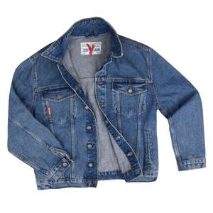 Jeansjacke blue stone washed von Lucky Star