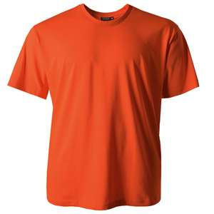 Redfield T-Shirt Herren mandarine