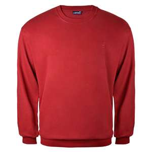 Lucky Star rotes Basic Sweatshirt