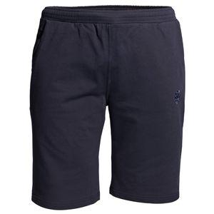 Joggingbermuda Übergröße dunkelblau Ahorn Sportswear