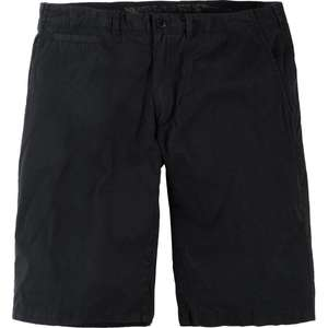 Chino-Shorts schwarz von North 56.4 by Allsize