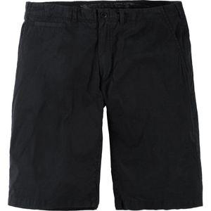 Chino-Shorts schwarz von North 56.4 by Allsize Übergröße