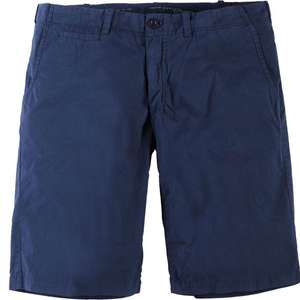 North 56.4 by Allsize dunkelblaue Chino-Shorts