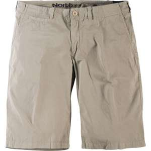 Chino-Shorts in beige von North 56.4 by Allsize