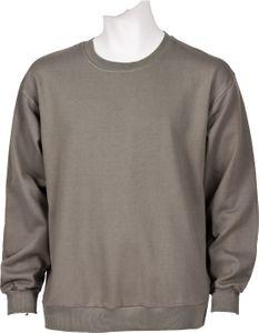 DAVE´S Basic Sweatshirt olivgrün