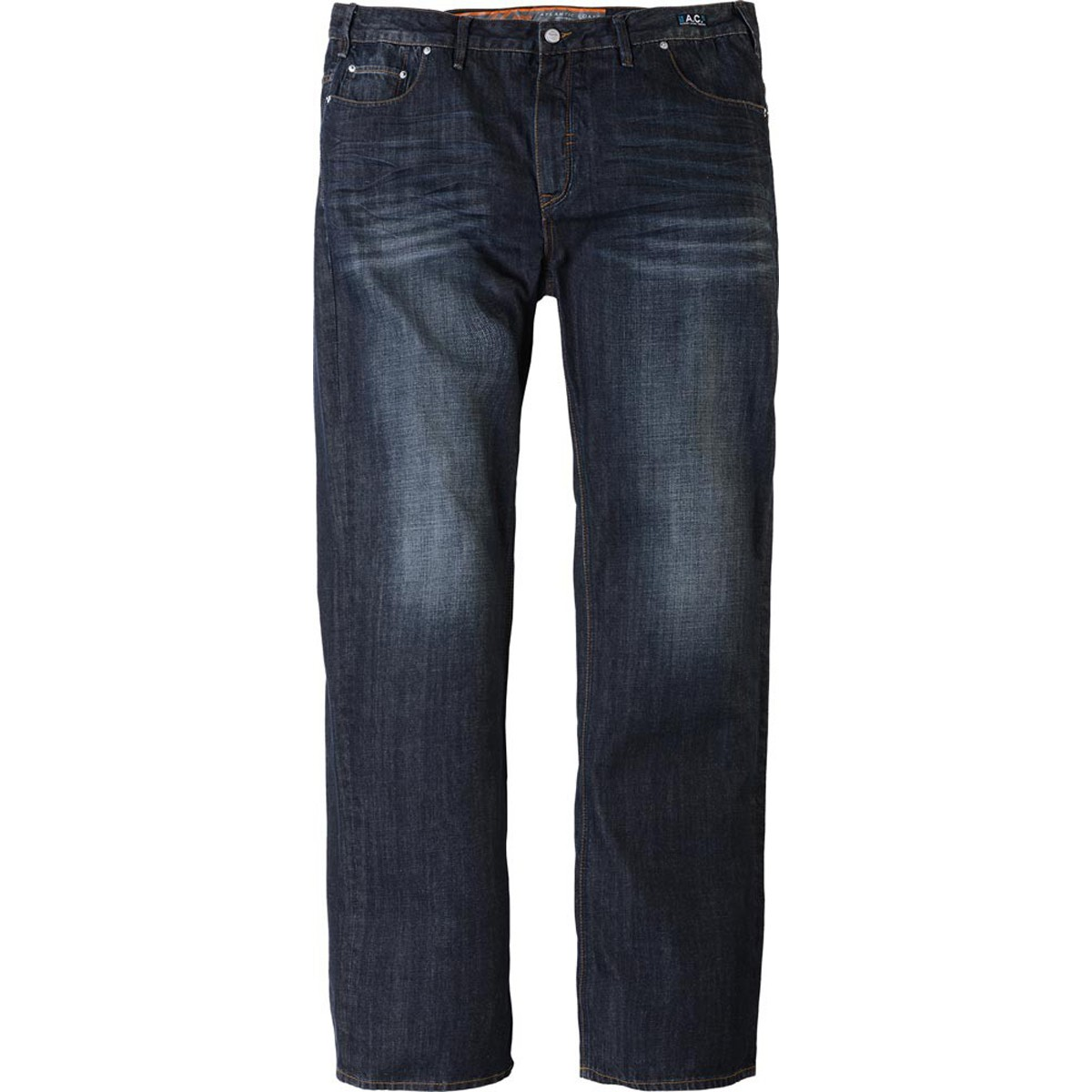 8c25ef183fe3 Übergrößen Jeans blue black von North 56°4 by Allsize