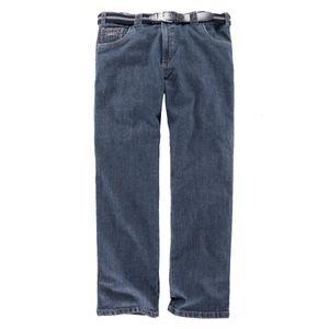 Jeans-Hose Herren Luigi Morini blau