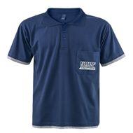 Poloshirt Herren Übergröße dunkelblau Surf DAVE´S  001