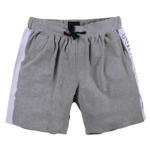 XXL North 56°4 by Allsize Sweat Shorts grau melange
