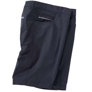 Pionier Stretch-Shorts Gerard in navy Übergröße