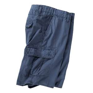 Camel Active leichte Cargo-Shorts in blau