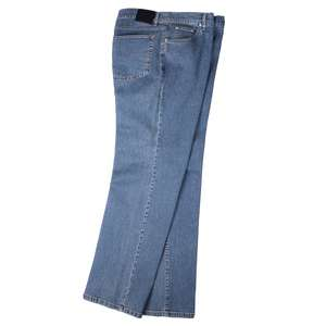 Dallas Jeans-Hose in blue stone-washed von Lucky Star Übergröße