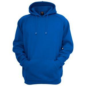 XXL Urban Classics Kapuzen-Sweatshirt royalblau