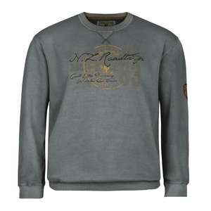 Redfield Vintage Sweatshirt grau