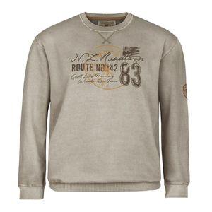 Redfield Vintage Sweatshirt taupe