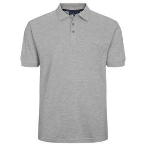 North 56°4 by Allsize Poloshirt grau