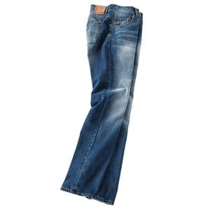 XXL Paddock´s Jeans Carter Saddle Stitch medium blue
