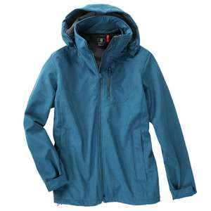 XXL First B Softshelljacke Vico new navy melange