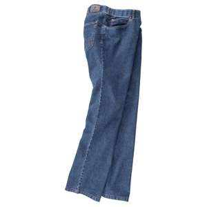 Club of Comfort Stretch-Jeans James blue