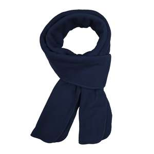 Brigg Schal Soft Fleece marine