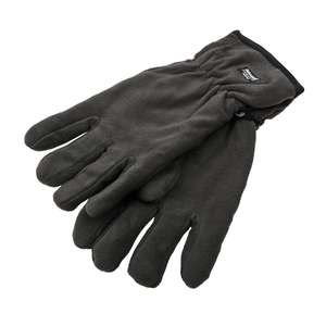 Brigg Fleece-Handschuhe anthrazit