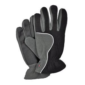 Brigg Handschuhe schwarz/anthrazit