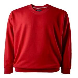 Basic Sweatshirt rot Redfield