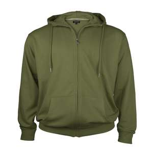Redfield Kapuzen-Sweatjacke oliv