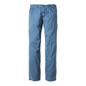 XXL Club of Comfort blaue Hose mit Stretch Kirk