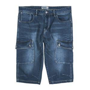 XXL Replika by Allsize Capri Jeans im Cargostil