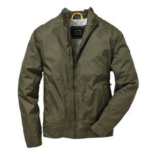 S4 Jackets leichter Blouson olivgrün Übergröße