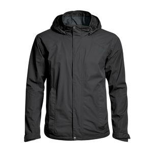 Maier Sports leichte Funktionsjacke schwarz Übergröße